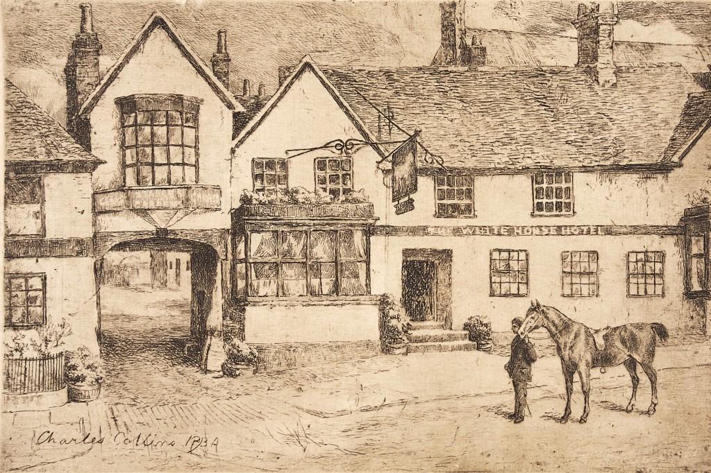 The White Horse, High Street Dorking