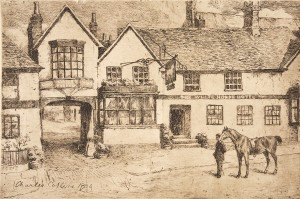 The White Horse, High Street Dorking