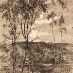 Charles Collins, Trees and River