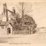 WH Dinnage, The Old Vicarage, Vincent Lane