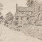 WH Dinnage, Cottage at Coldharbour