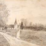 WH Dinnage, North Holmwood Church
