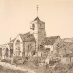 WH Dinnage, St Martin's Medieval Church