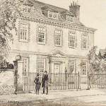 AC Fare, Old Vicarage, South Street