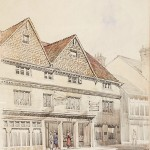 AC Fare, Two Gables, West Street, Dorking