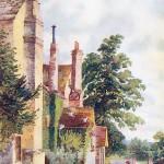 G Gardiner, St Martin's Vicarage Vincent Lane