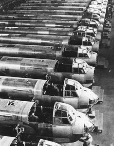Junkers Production Line