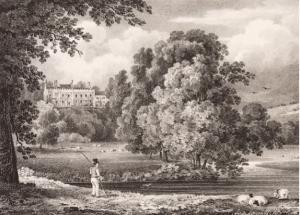 Betchworth Castle by GF Prosser