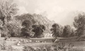 Burford Lodge by TA Prior. 1845