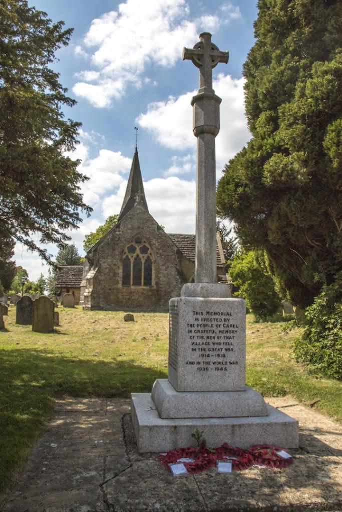 Capel War Memorial