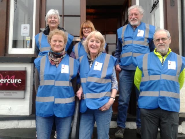 Dorking Museum Walks Team
