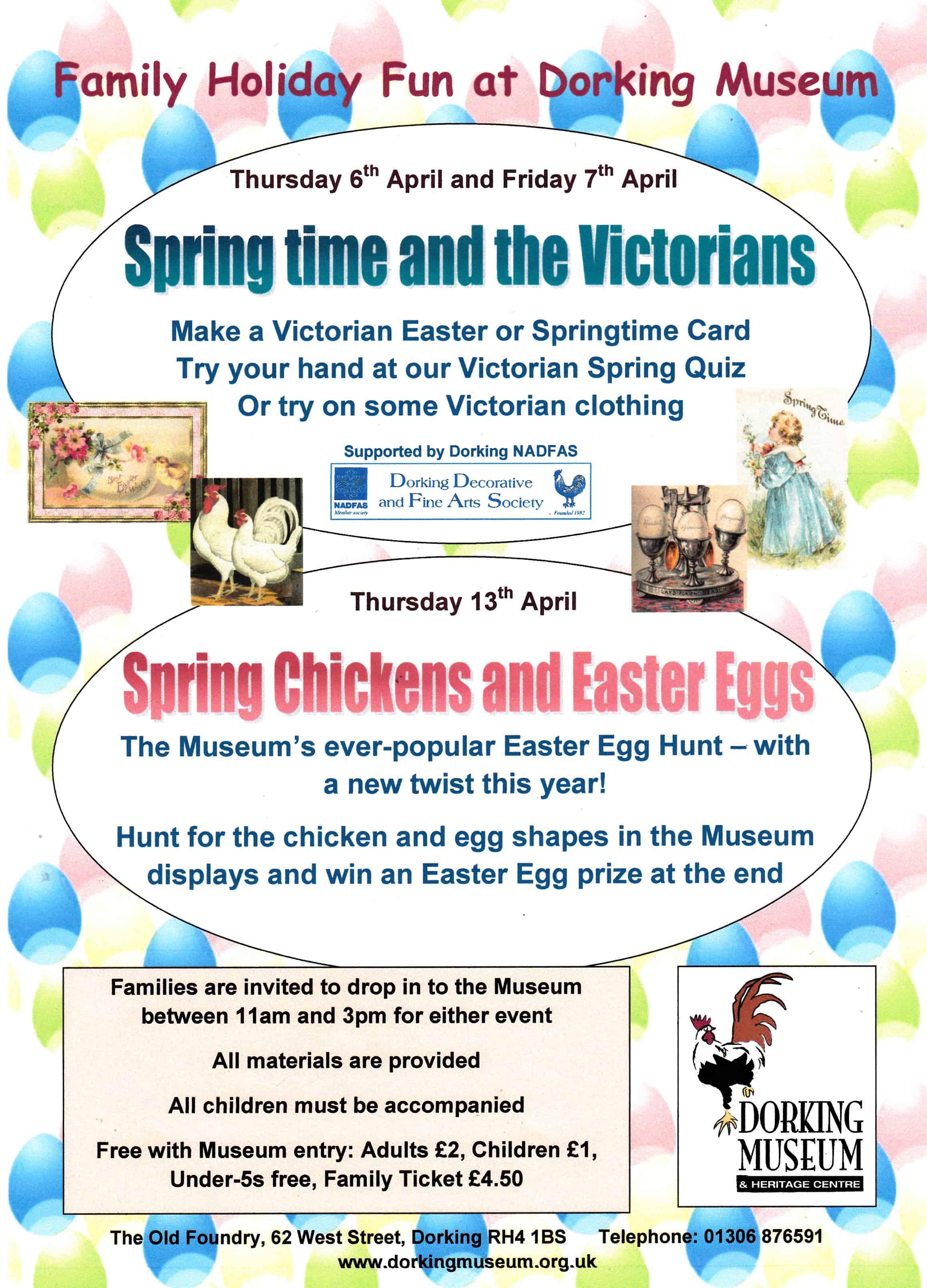 Easter 17 flyer