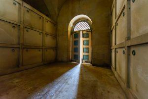 Inside the Mausoleum - Deepdene Trail © MVDC