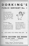 Gas Advert 1950